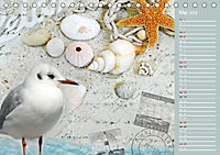 Grüsse vom Meer (Tischkalender 2019 DIN A5 quer) - Produktdetailbild 5