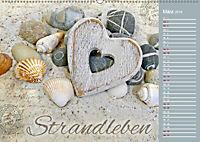 Grüße vom Meer (Wandkalender 2019 DIN A2 quer) - Produktdetailbild 3