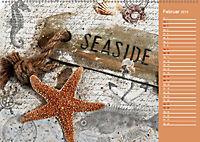 Grüße vom Meer (Wandkalender 2019 DIN A2 quer) - Produktdetailbild 2