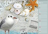 Grüße vom Meer (Wandkalender 2019 DIN A2 quer) - Produktdetailbild 5
