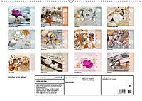 Grüße vom Meer (Wandkalender 2019 DIN A2 quer) - Produktdetailbild 13
