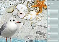 Grüße vom Meer (Wandkalender 2019 DIN A3 quer) - Produktdetailbild 5
