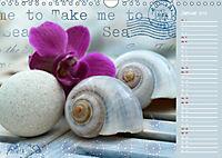 Grüsse vom Meer (Wandkalender 2019 DIN A4 quer) - Produktdetailbild 1
