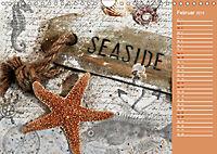 Grüsse vom Meer (Wandkalender 2019 DIN A4 quer) - Produktdetailbild 2