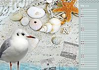Grüsse vom Meer (Wandkalender 2019 DIN A4 quer) - Produktdetailbild 5