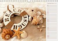 Grüsse vom Meer (Wandkalender 2019 DIN A4 quer) - Produktdetailbild 9