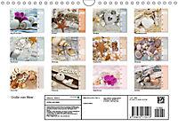 Grüsse vom Meer (Wandkalender 2019 DIN A4 quer) - Produktdetailbild 13