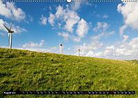 Grüsse von Pellworm (Wandkalender 2019 DIN A2 quer) - Produktdetailbild 8