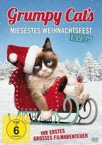 Grumpy Cats miesestes Weihnachtsfest Ever, Grumpy Cat