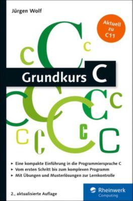 Grundkurs C, Jürgen Wolf