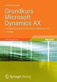 Using microsoft dynamics ax 2012 andreas luszczak