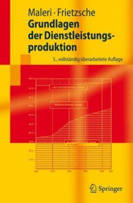 Grundlagen der Dienstleistungsproduktion, Rudolf Maleri