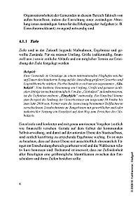 Grundlagen der kommunalen Verwaltungsorganisation Schleswig-Holstein - Produktdetailbild 7