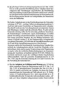 Grundlagen der kommunalen Verwaltungsorganisation Schleswig-Holstein - Produktdetailbild 6