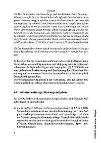 Grundlagen der kommunalen Verwaltungsorganisation Schleswig-Holstein - Produktdetailbild 5