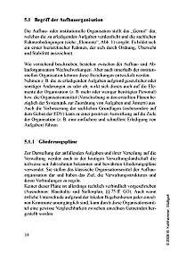 Grundlagen der kommunalen Verwaltungsorganisation Schleswig-Holstein - Produktdetailbild 2