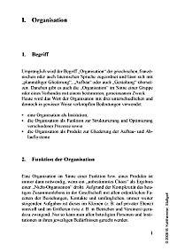 Grundlagen der kommunalen Verwaltungsorganisation Schleswig-Holstein - Produktdetailbild 1