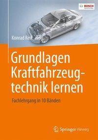 Grundlagen Kraftfahrzeugtechnik lernen