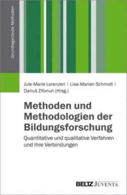 Grundlagentexte Methoden: Methoden und Methodologien der Bildungsforschung