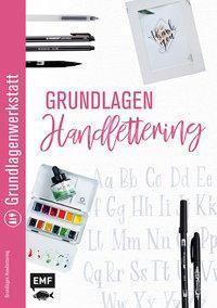 Grundlagenwerkstatt: Grundlagen Handlettering - Edition Michael Fischer |