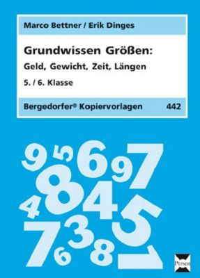 Grundwissen Größen, Marco Bettner, Erik Dinges