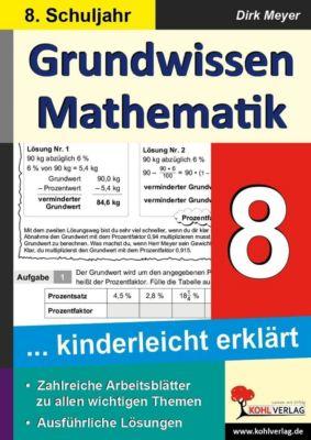 Grundwissen Mathematik / Klasse 8, Dirk Meyer