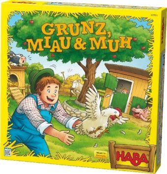 Grunz, Miau & Muh (Kinderspiel), Edith Grein-Böttcher