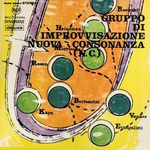 Gruppo Di Improvvisazione (Lp+Cd) (Vinyl), Gruppo Di Improvvisazione Nuova Consonanza