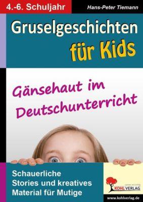 Gruselgeschichten für Kids, Hans-Peter Tiemann