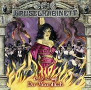 Gruselkabinett Band 21: Der Hexenfluch (1 Audio-CD), Per McGraup