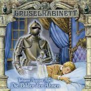 Gruselkabinett Band 23: Die Bilder der Ahnen (1 Audio-CD), Edgar Allan Poe