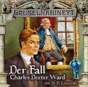 Gruselkabinett Band 24/25: Der Fall Charles Dexter Ward (2 Audio-CDs), Howard Ph. Lovecraft