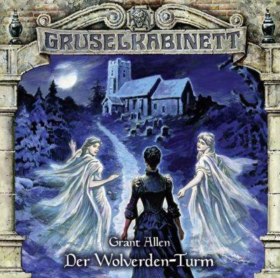 Gruselkabinett - Folge 143, 1 Audio-CD, Grant Allen