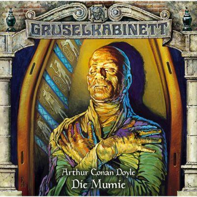 Gruselkabinett: Gruselkabinett, Folge 51: Die Mumie, Arthur Conan Doyle