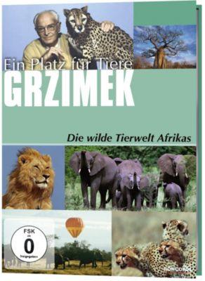 Grzimeks Ein Platz für Tiere 2 - Die wilde Tierwelt Afrikas, Diverse Interpreten
