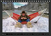 GSCHEIT BLED - Humorfotografie (Tischkalender 2019 DIN A5 quer) - Produktdetailbild 2