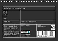 GSCHEIT BLED - Humorfotografie (Tischkalender 2019 DIN A5 quer) - Produktdetailbild 13