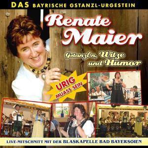 Gstanzl'n,  Witze und Humor, Renate Maier