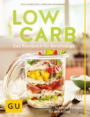 GU Diät&Gesundheit: Low Carb, Carolina Hausmann, Nico Stanitzok