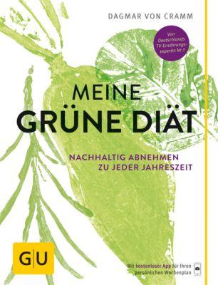 GU Diät&Gesundheit: Meine grüne Diät, Dagmar von Cramm