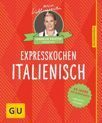 GU Sonderleistung: Expresskochen italienisch