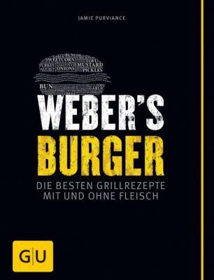 GU Weber's Grillen: Weber's Burger, Jamie Purviance