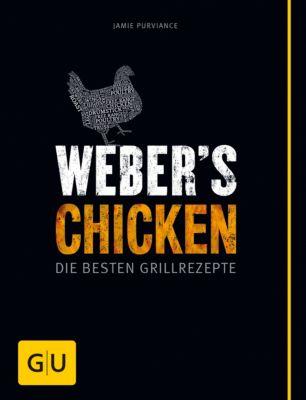 GU Weber's Grillen: Weber's Chicken, Jamie Purviance