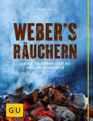GU Weber's Grillen: Weber's  Räuchern, Jamie Purviance