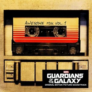 Guardians of The Galaxy: Awesome Mix Vol. 1, Diverse Interpreten