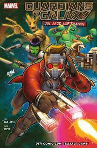 Guardians of the Galaxy - Die Jagd auf Thanos, Fred Van Lente, Salva Espin