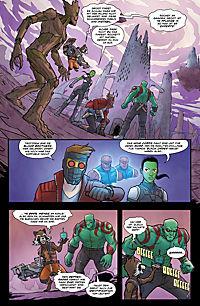 Guardians of the Galaxy - Die Jagd auf Thanos - Produktdetailbild 2