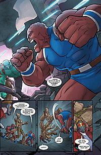 Guardians of the Galaxy - Die Jagd auf Thanos - Produktdetailbild 5