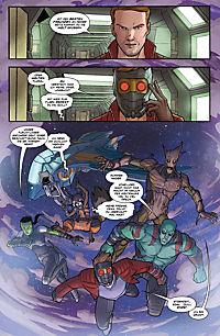 Guardians of the Galaxy - Die Jagd auf Thanos - Produktdetailbild 7