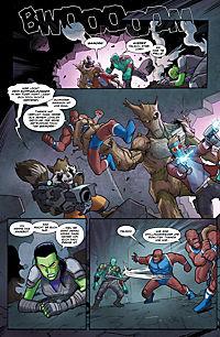 Guardians of the Galaxy - Die Jagd auf Thanos - Produktdetailbild 1